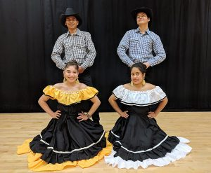 Traditional Mexican dance club takes off at Park City High School