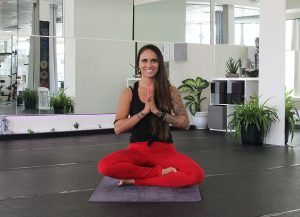 Marketplace: Former pro skier opens yoga and fitness studio in Coalville