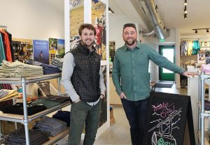 Marketplace: Jackson Hole clothing company Stio expands to Park City