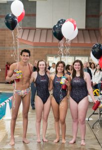 Park City Water Polo Club celebrates its senior class