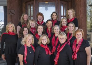 Park City Treble Makers sing a string of spring shows