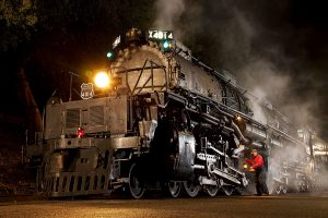 Locomotives bring Spike 150 to Summit County