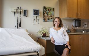 New People's Health Clinic chief says she's ready to fill big shoes