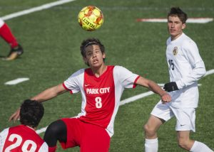 Park City High School junior Tosh Martin named to UHSAA All-State soccer team