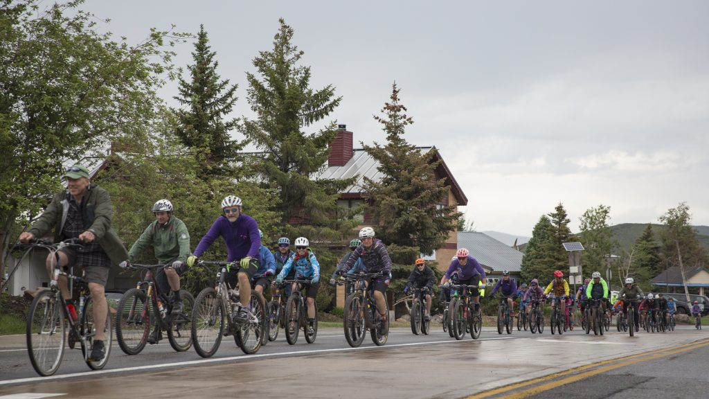 Park City Mountain Bike trailblazer Cyndi Schwandt honored in memorial ride