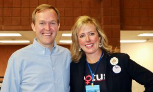 Utah Dems convene in Park City, striving for unity amid infighting at the top