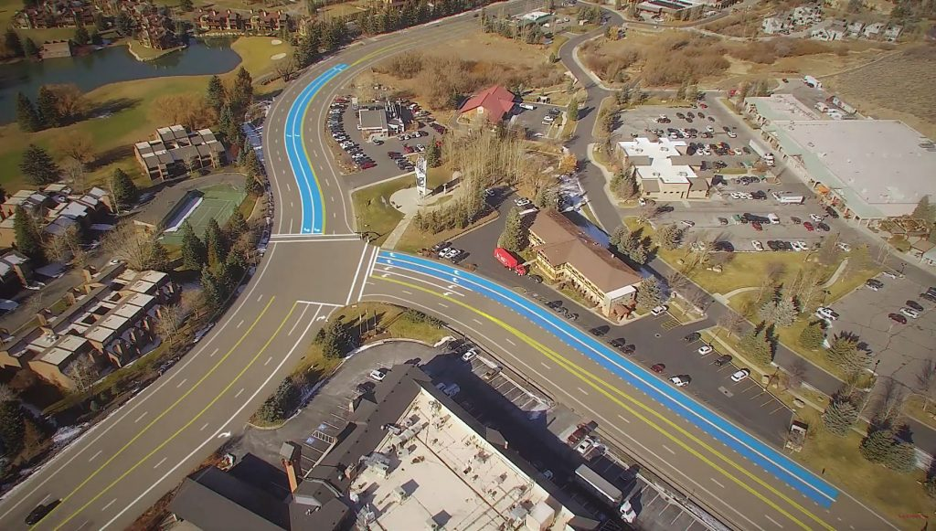 UDOT envisions expanding S R  248 in Park City to five lanes