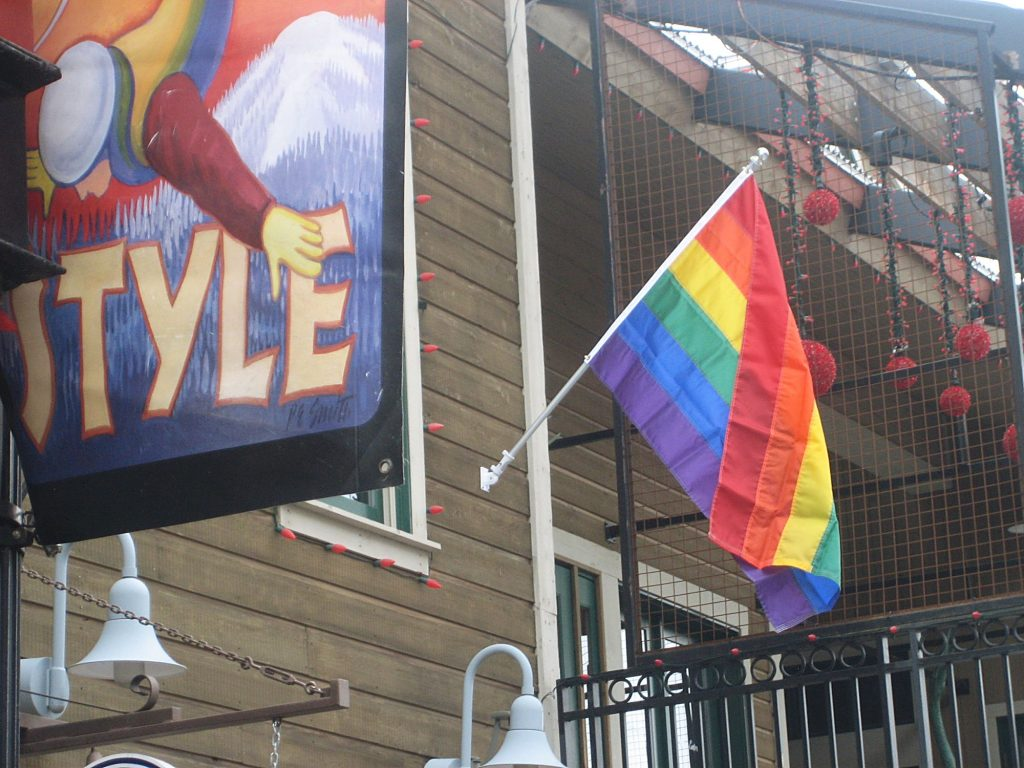 Park City, noting nearby rainbow flag controversy, proclaims Pride Month