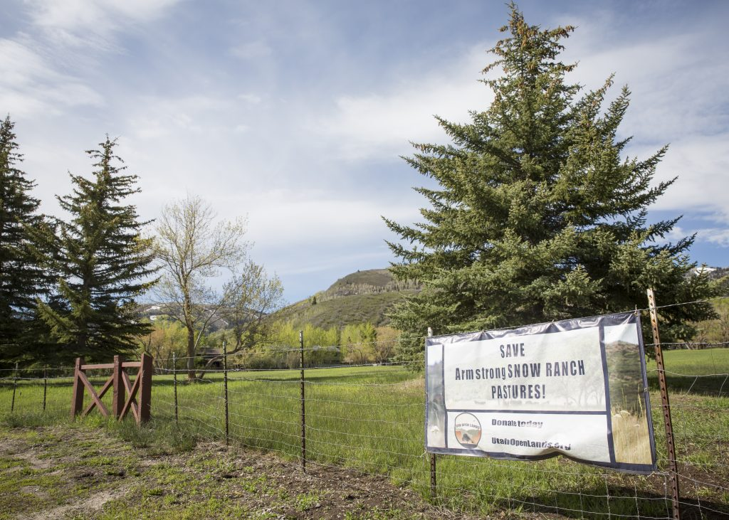 Utah Open Lands, short $1 million-plus, seeks City Hall help on deal