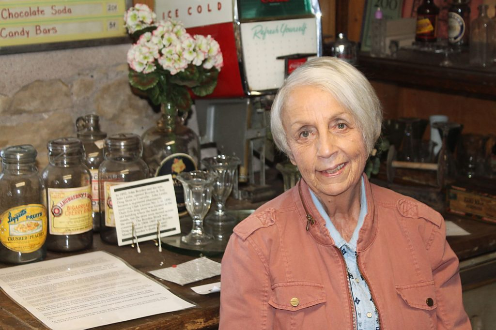NaVee Vernon, founder of Summit County Historical Museum, retires