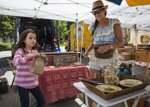 Ioulia Olive Oil returns to sell its 'liquid gold' at the Park City Farmer's Market