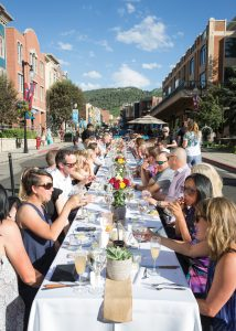 Dining in Park City