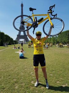 Park City native continues to push limits following 1,000-mile bike ride across Europe