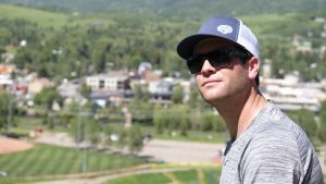 Blake Hughes, a once-standout Park City ski jumper, goes from student to teacher for USA Nordic