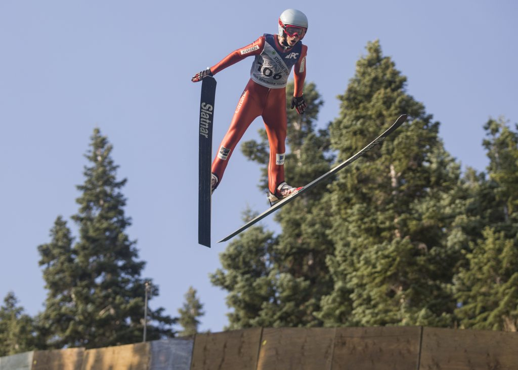 21st annual Springer Tournee, featuring top ski jumpers, returns to Park City