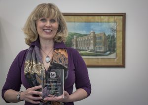Park City Library director Adriane Herrick Juarez recognized for her Distinguished Service