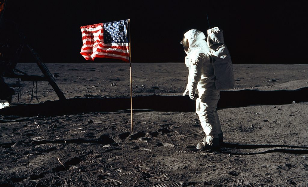 Apollo 11 anniversary: Moonwalker Buzz Aldrin once landed at Deer Valley
