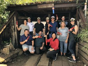 Mines and Wines tours pair local mining history with international wines