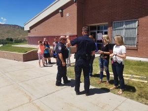 Gas leak causes Monday evacuation of North Summit schools