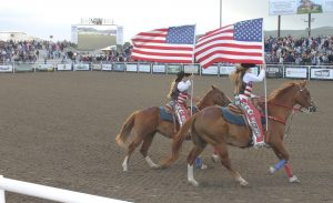 Oakley residents support the annual rodeo, which draws world champions and 5,500 fans to city of 1,500