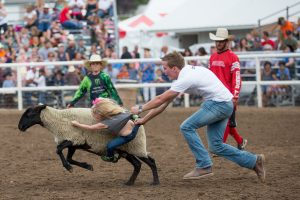 Tyler Orgill, 22, always loved going to the Summit County Fair. Now he's running it.