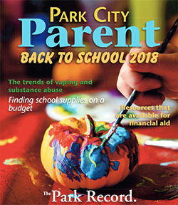 Park City Parent – Back to School 2018