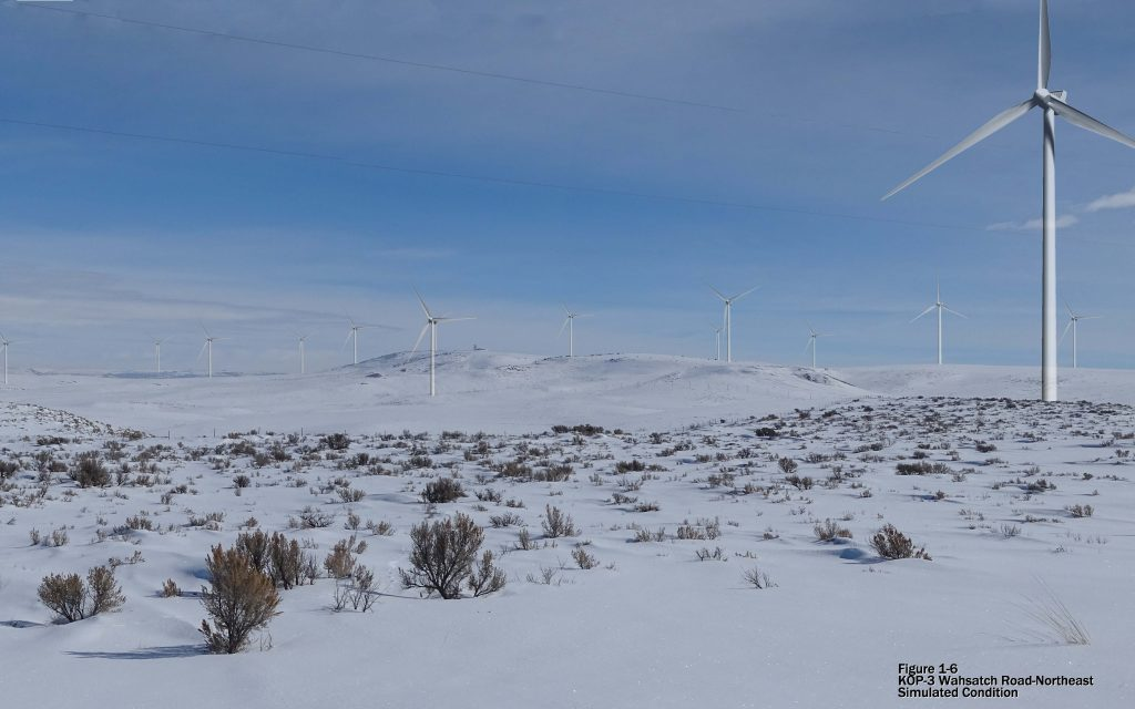 East Side weighs 22,000-square-foot homes in Promontory, and a wind farm near Wyoming