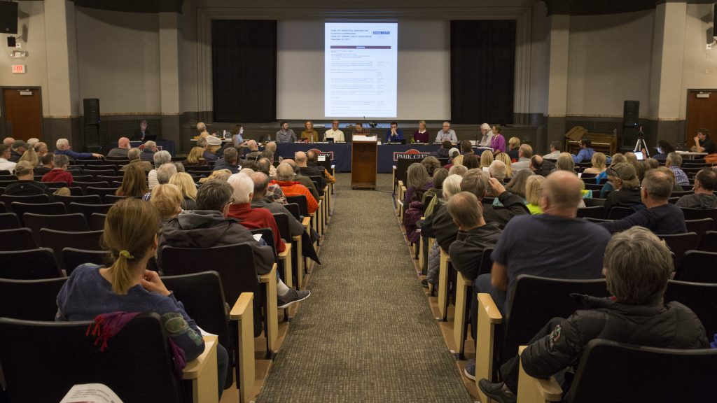 Park City visioning draws lots of input from whites, little from minorities