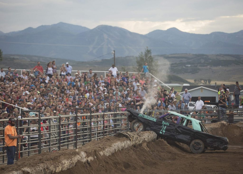 Summit County Cancels Demolition Derby At The County Fair Rodeo Status Unclear Parkrecord Com